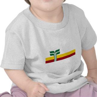 Franco Manitobains Democratic Republic of the Con Shirts