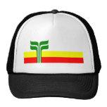 Franco Manitobans Flag Trucker Hat