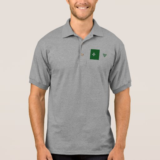Franco Ontarian, Canadá Polo T-shirts