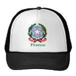 Franco Republic of Italy Mesh Hats