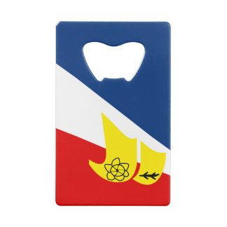 Franco-Terreneuvien Credit Card Bottle Opener