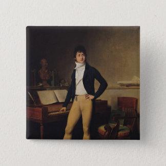 Francois Adrien Boieldieu  1800 Button