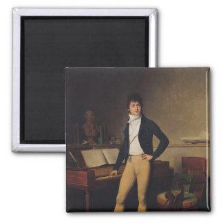 Francois Adrien Boieldieu  1800 Magnet
