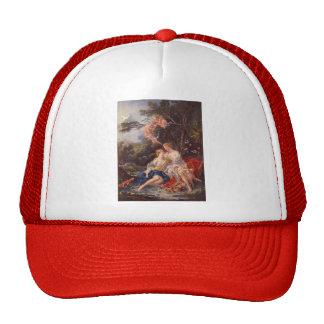 Francois Boucher - Jupiter and Callisto Trucker Hat