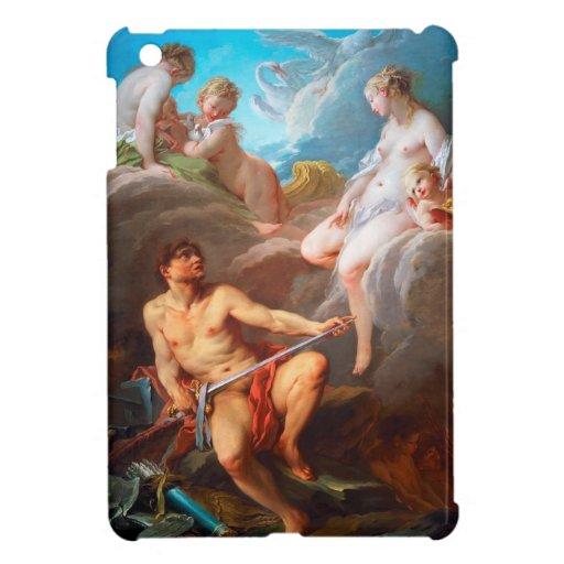 François Boucher-Venus en la pintura de la fragua