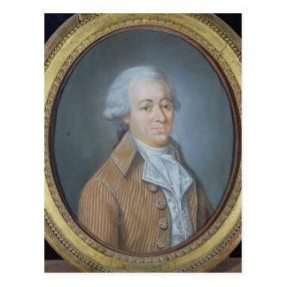 Francois Buzot  1792 Postcard