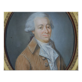 Francois Buzot  1792 Poster