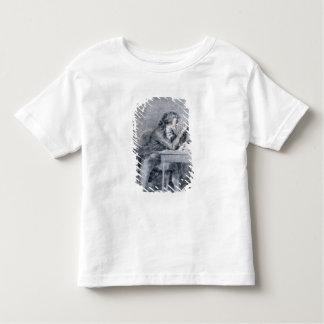 Francois Buzot  contemplating a portrait Toddler T-shirt