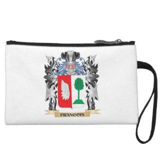 Francois Coat of Arms - Family Crest Wristlets