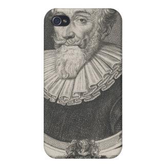 Francois de Malherbe iPhone 4/4S Covers