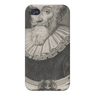 Francois de Malherbe iPhone 4 Carcasas