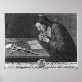 Francois de Paris Poster