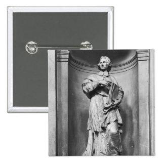 Francois de Salignac de La Mothe-Fenelon  1777 Pinback Button