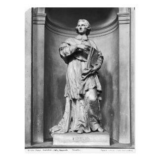 Francois de Salignac de La Mothe-Fenelon  1777 Postcard