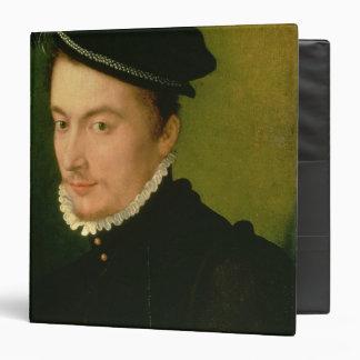 Francois de Valois , Duke of Alencon, 1560s 3 Ring Binder