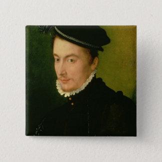 Francois de Valois , Duke of Alencon, 1560s Button