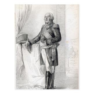 Francois-Enrique de Franquetot de Coigny Postal