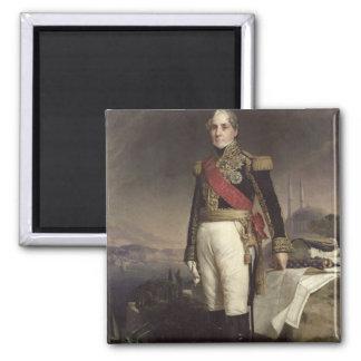Francois-Horace  Count Sebastiani, 1841 Magnet