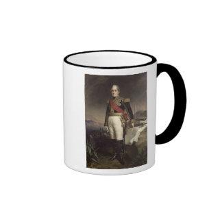 Francois-Horace  Count Sebastiani, 1841 Ringer Coffee Mug