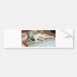 Francois Joseph Bosio's Hyacinthus Bumper Sticker