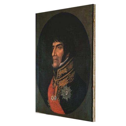 Francois Lefebvre  Duke of Dantzig Stretched Canvas Prints