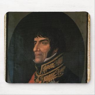 Francois Lefebvre  Duke of Dantzig Mouse Pad