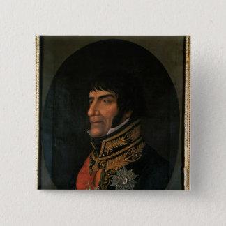 Francois Lefebvre  Duke of Dantzig Pinback Button