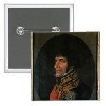 Francois Lefebvre  Duke of Dantzig Pinback Buttons