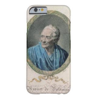 Francois Marie Arouet de Voltaire (1694-1778) engr Funda De iPhone 6 Barely There