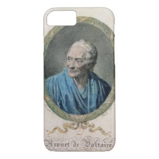 Francois Marie Arouet de Voltaire (1694-1778) engr iPhone 8/7 Case