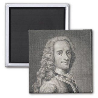 Francois Marie Arouet de Voltaire Imán Cuadrado