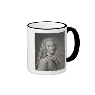 Francois Marie Arouet de Voltaire Mugs