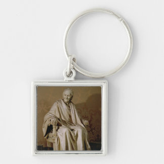 Francois-Marie Arouet Voltaire (1694-1778) 1781 (m Keychain