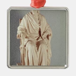 Francois Marie Arouet Voltaire  1778 Ornament