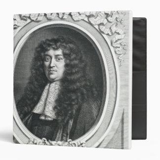 Francois-Michel Le Tellier Binder