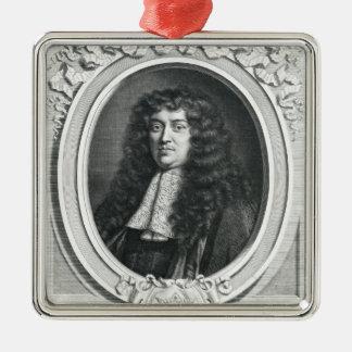 Francois-Michel Le Tellier Metal Ornament