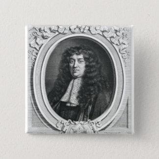 Francois-Michel Le Tellier Pinback Button
