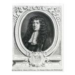 Francois-Michel Le Tellier Post Card