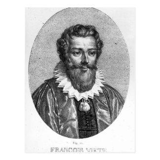Francois Viete Postcard