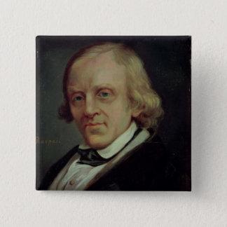 Francois Vincent Raspail  1849 Button