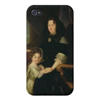 Francoise d'Aubigne Marquise of Maintenon iPhone 4/4S Cover