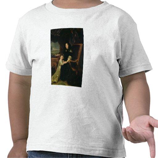 Francoise d'Aubigne Marquise of Maintenon T Shirts
