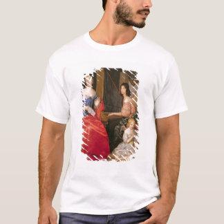 Francoise Louise Duchess La Valliere with T-Shirt