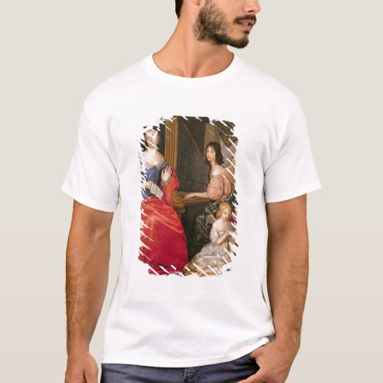 Francoise Louise Duchess La Valliere with T-Shirt