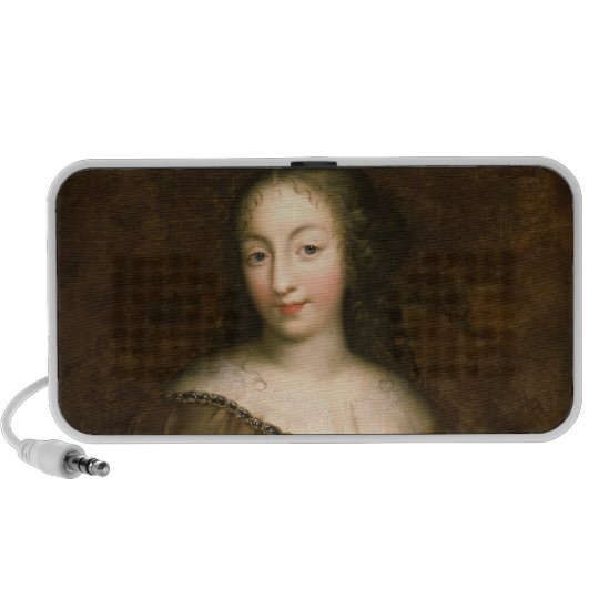 Francoise-Madeleine d'Orleans  Duchess of Savoy Speaker