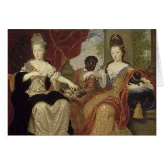 Francoise Marie de Blois Card