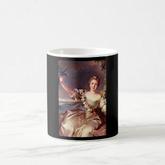 Francoise Renee, Marquise d'Antin_Portraits Coffee Mug