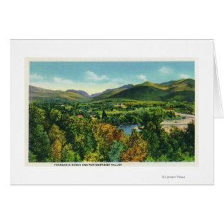Franconcia Notch & Pemigewasset Valley Cards