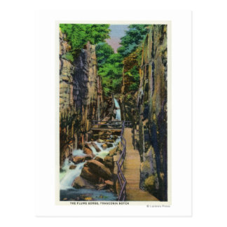 Franconia Notch State Park 2 Postcard