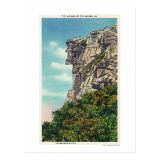 Franconia Notch State Park Postcard